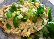 Makrelová pomazánka se sýrem