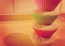 Muffiny s vůní perníčků