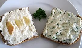 Pomazánka z tofu à la tavený sýr