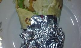 Sýrová tortilla