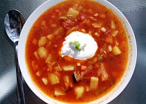 Italská polévka