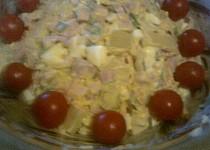 Lehký cuketový salát