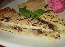 Variace na  crostatu se skořicí a čokoládou