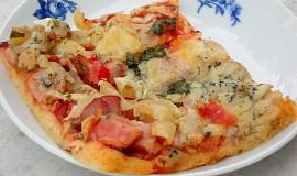 Něco jako pizza