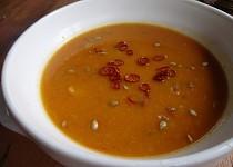 Pečená rajská polévka