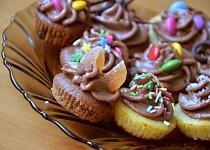 Pudinkový krém na muffinky