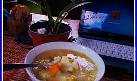 Třízeleninová polévka