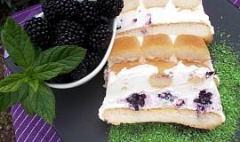 Tvarohový ovocný dezert