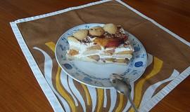 Vynikající nepečený dort