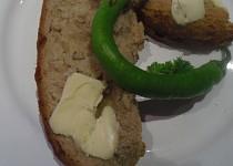 """Domácí chleba """"home-made"""""""