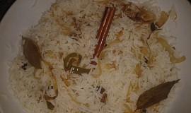 Indická kuchyně - Ghee Bhat Pulao (máslová rýže) videorecept