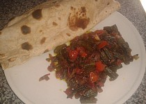 Indická kuchyně - Smažená okra videorecept