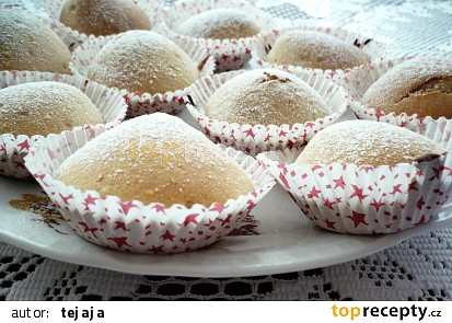 Muffiny kapučino