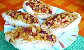 Rajčatovo - tykvové ( cuketové ) lodičky