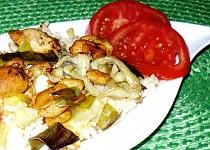 Tykvovo - kuřecí pekáček