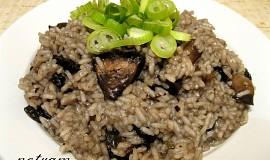 Žampionové rizoto