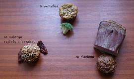 Cuketové muffiny na 3 způsoby