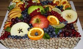 Dort ovocná zahrádka
