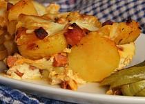 Jednoduché francouzské brambory