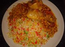 Pákistánská kuchyně - Murgh Chana Dal (kuřecí curry s půlenou cizrnou) český videorecept