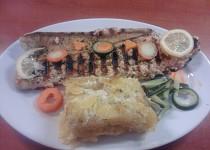 Ryba na grilu