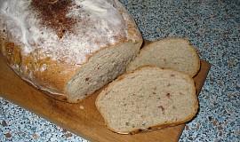 Slaninovo - cibulový chleba