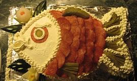 Slaný dort - KAPR