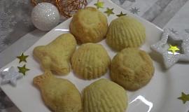 Kokosové ve formičkách mojí tchýně