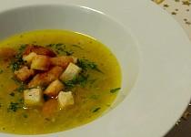 Rybí polévka - vánoční