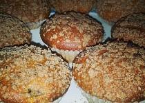 Zdravější borůvkové muffiny