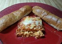 Americké kuřecí lasagne