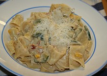 Chalupářské těstoviny