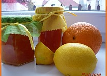 Citrusová marmeláda - confiture d´agrumes