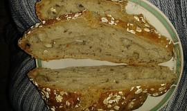 Domácí chleba z trouby  :)