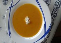 Dýňová polévka snadno a rychle