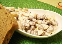 Fazolový salát - Od maminky