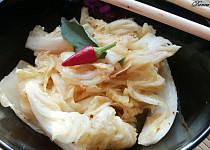 Kimchi - korejský fermentovaný salát