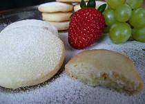 Křehké máslové sušenky