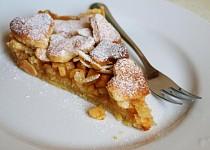 Linecký  jablkový  koláč