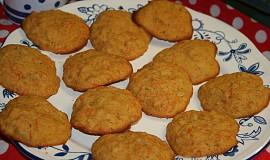Vláčné mrkvové cookies