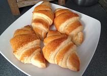Pravé francouzske croissanty