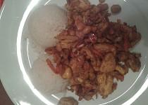 Rychlá kuřecí čína