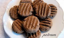 Sušenky z žaludové mouky s kokosem bez lepku, mléka a vajec