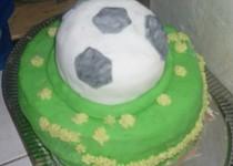 Dort - fotbalový míč