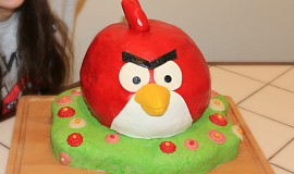 Dort ANGRY BIRDS - RED