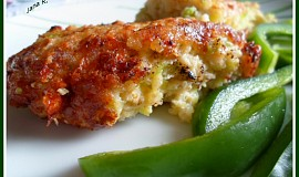 Lizebab-zapečená cuketa se sýrem a bulgurem