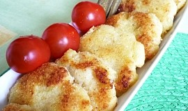 Placičky z bramborové kaše
