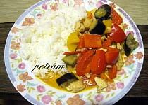 Thajské červené curry à la Yam Yam