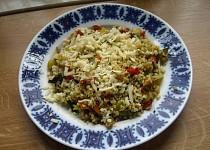 Zeleninové rizoto s bulgurem