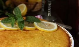 Citronové řezy - máslové a výborné